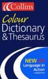 Collins - Colour Dictionary & Thesaurus.
