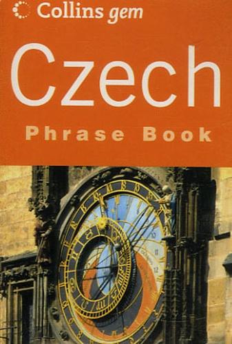 Collins - Czech Phrase Book. 1 CD audio
