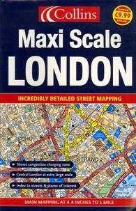 Maxi Scale London -  Collins pdf epub