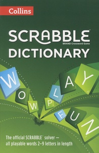 Collins - Scrabble Dictionary.