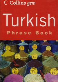 Collins - Turkish Phrase Book. 1 CD audio