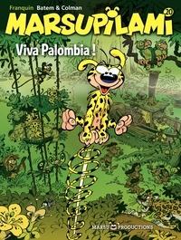 Colman et Luc Batem - Marsupilami Tome 20 : Viva Palombia !.