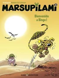 Colman et  Batem - Marsupilami - tome 32 - Bienvenido a Bingo !.