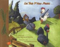 Colombe Lecat-Warda et Ronald Bousseau - Les trois p'tites poules.