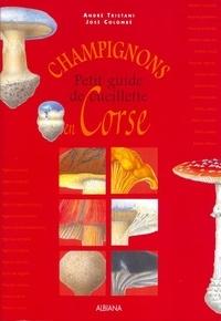 Colombe tristani & - Champignons - Petit guide de cueillette en Corse.