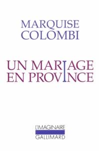 Colombi - Un mariage en province.
