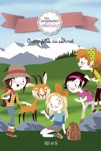 Colonel Moutarde et Charlotte Grossetête - Quatre filles au sommet - Mes aventures chéries (Tome 2).
