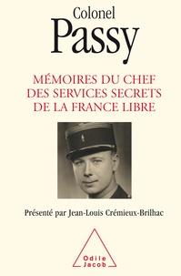 Colonel Passy - .