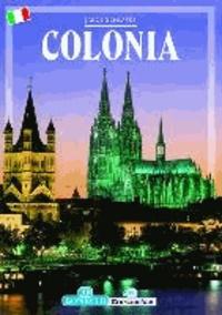 Colonia.  Köln Bildband (italienisch).