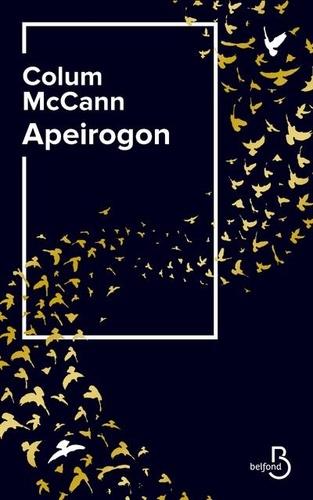 Apeirogon De Colum Mccann Grand Format Livre Decitre
