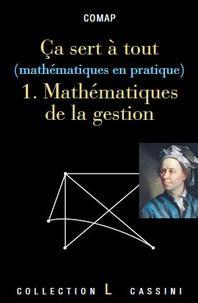 Sennaestube.ch Ca sert à tout (mathématiques en pratique) - Volume 1, Mathématiques de la gestion Image