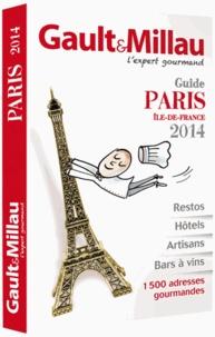 Accentsonline.fr Gault & Millau, guide Paris Ile-de-France Image