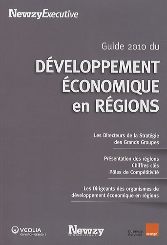 Côme de Cherisey - Guide 2010 du développement économique en régions.