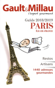 Côme de Cherisey - Guide Gault & Millau Paris Ile-de-France.