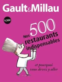 Histoiresdenlire.be Nos 500 restaurants indispensables - Et pourquoi vous devez y aller Image