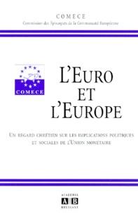 LEuro et lEurope. - Un regard chrétien sur les implications politiques et sociales de lUnion monétaire.pdf