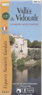 Comité dptal du tourisme Gard - Vallée du Vidourle - Autour de Sauve et Quissac.