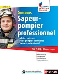 Commandant M.B et Anne Morel - CONCOURS ADMIN  : Concours Sapeur-pompier professionnel - Catégorie C - Intégrer la fonction publique - 2014 - Format : ePub 3 FL.