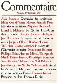 Alain Besançon - Commentaire N° 117, mars-avril-m : .