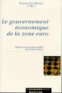 Histoiresdenlire.be Le gouvernement économique de la zone euro Image