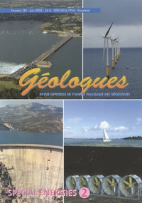 Gérard Sustrac - Géologues N° 145, Juin 2005 : Spécial énergies 2.