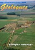 Gérard Sustrac - Géologues N° 173, Juin 2012 : Géologie et archéologie.