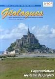Gérard Sustrac - Géologues N° 177, Juin 2013 : L'appropriation sociétale des projets.