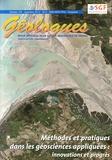 Gérard Sustrac - Géologues N° 178, Septembre 20 : Méthodes et pratiques dans les géosciences appliquées : innovations et progrès.