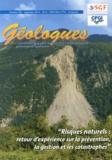 Gérard Sustrac - Géologues N° 182, Septembre 20 : Risques naturels : retour d'expérience sur la prévention, la gestion et les catastrophes.