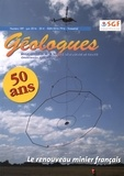 Marc Blaizot - Géologues N° 189, juin 2016 : Le renouveau minier français.