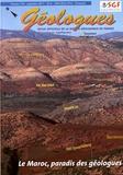 Marc Blaizot - Géologues N° 194, septembre 20 : Le Maroc, paradis des géologues.