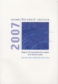 Blackclover.fr Les comptes de la Sécurité sociale - Résultats 2006 Prévisions 2007 et 2008 Image