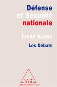 CommissionduLivreblanc - Livre blanc: les débats.