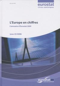 Commission européenne - L'Europe en chiffres - L'annuaire d'Eurostat 2009. 1 Cédérom