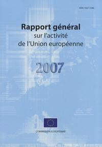 Commission européenne - Rapport général sur l'activité de l'Union européenne.