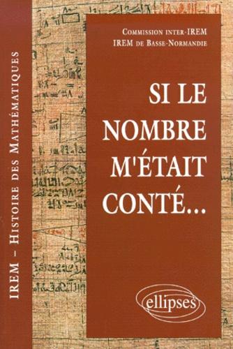 Commission inter-IREM et Evelyne Barbin - .
