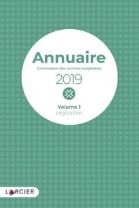 Galabria.be Annuaire CNC - Commission des Normes Comptables, 2 volumes : Volume 1, Législation ; Volume 2, Avis & Annexes Image