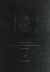Commission régionale du Langue - Inventaire général des monuments et des richesses artistiques de la France. Gard, canton Aigues-Mortes.