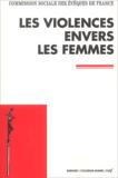 Commission sociale des évêques - Les violences envers les femmes.