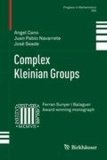 Complex Kleinian Groups.