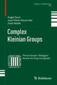 Complex Kleinian Groups.
