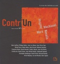 Alain Jugnon et Alain Jouffroy - Contr'Un N° 1/2007 : Machiavel Novalis Marx Jouffroy.