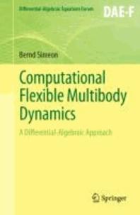 Computational Flexible Multibody Dynamics - A Differential-Algebraic Approach.