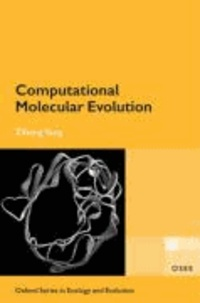 Computational Molecular Evolution.