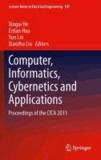 Xingui He - Computer, Informatics, Cybernetics and Applications - Proceedings of the CICA 2011.