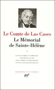 Comte de Las Cases - Le Mémorial de Sainte-Hélène - Tome 1.