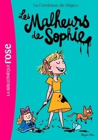 Comtesse de Ségur - Comtesse de Ségur Tome 1 : Les malheurs de Sophie.