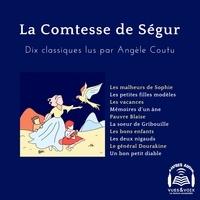 Comtesse de Ségur et Angèle Coutu - La Comtesse de Ségur - Le coffret.