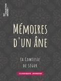 Comtesse de Ségur et Horace Castelli - Mémoires d'un âne.