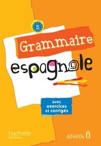 Concha Moreno Garcia et Carmen Hernadez - Grammaire espagnole collège - Avec exercices et corrigés.